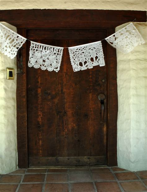 large wedding banner papel picado banner wedding large