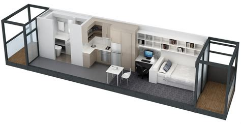 studio apartment 3d floor plans studio apartment floor plans