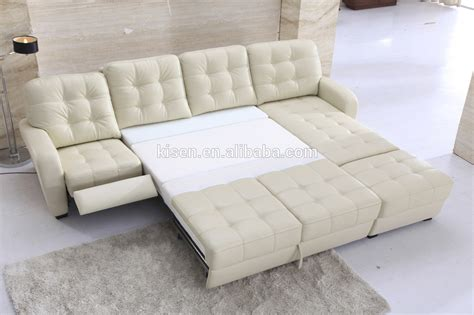 Sofa Bed With Recliner Leather Sofa Bed Recliner Hereo Sofa