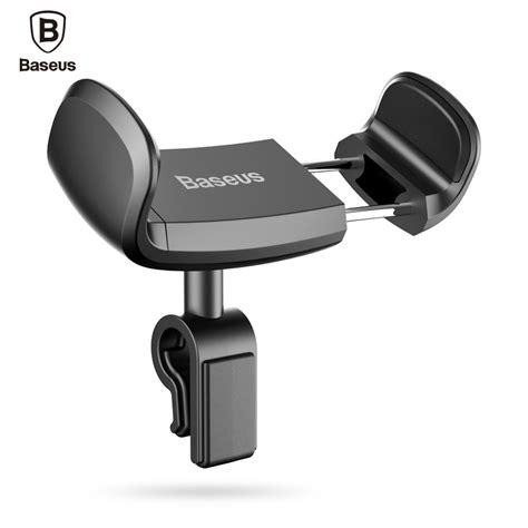 baseus  adjustable air vent car phone holder baseus  iphone  cases