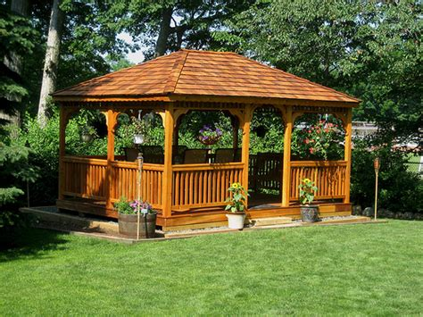 rectangular gazebo how to build a rectangular gazebo step by step guide and