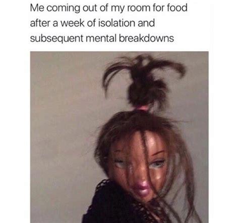 black doll meme bratz meme