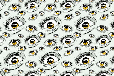 video eye pattern craniodsgn