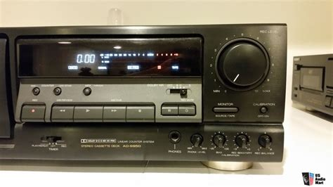 aiwa cassette player aiwa cassette player photo 841045 us audio mart