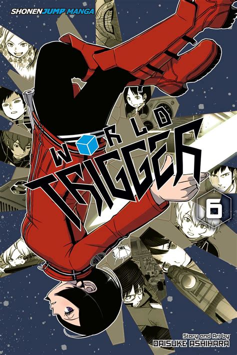 world trigger world trigger vol 6 book by daisuke ashihara