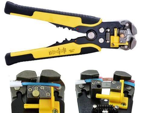 tang kabel multifungsi wire cutter pliers yellow jakartanotebook