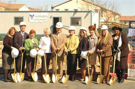 jamboree housing jamboree housing corporation breaks ground on its second rental property in