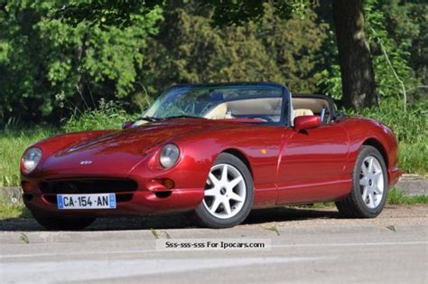 Tvr Roadster 2000 Tvr Chimaera 5 0i Car Photo And Specs