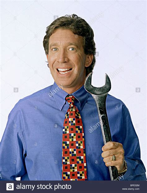 tim allen home improvement 1991 stock photo royalty free