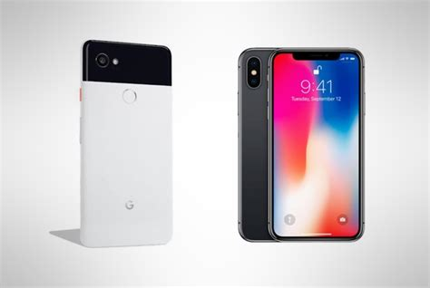 iphone v pixel pixel 2 vs iphone x superphone duel