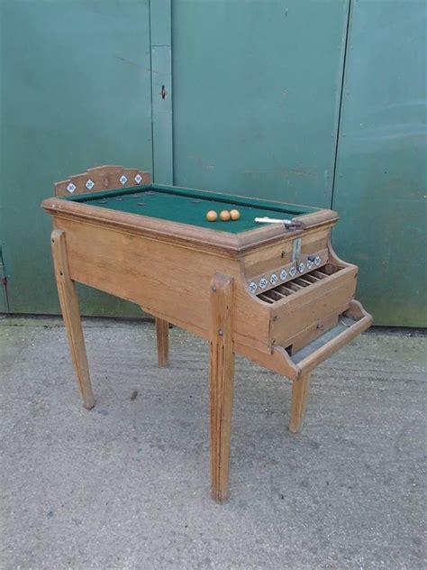 united billiards pool table parts oak framed antique vintage bar billiards table snooker