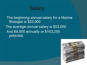 Average Salary Marine Biologist by The Career Of Marine Biology Pp 2003