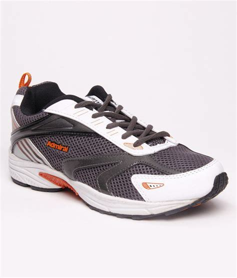 admiral sport shoes admiral achieve white sports shoes price in india buy