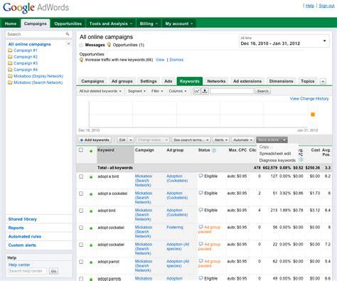 adsense keywords planner image gallery keywords adwords