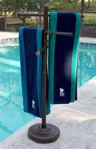 swimming pool towel holder outdoor spa and pool towel rack outdoor tub towel rack