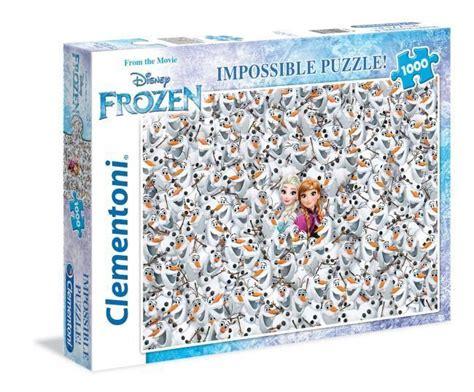Best Terlaris Puzzle Jigsaw Frozen 100 Pcs Sni clementoni disney jigsaw puzzle frozen impossible puzzle