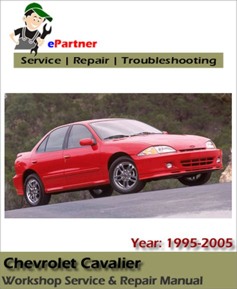 car repair manuals online pdf 2005 chevrolet cavalier windshield wipe control chevrolet cavalier service repair manual 1995 2005 automotive service repair manual