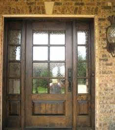 glass and wood front doors wood exterior doors with glass marceladick com