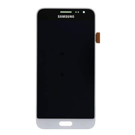 Lcd J3 Pro Lcd Displej Dotykov 225 Plocha Pro Samsung Galaxy J3 2016 J320f White