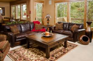 rustic livingroom furniture 63 beautiful family room interior designs