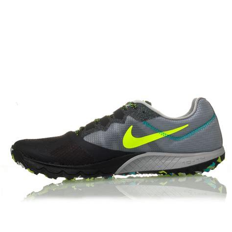 nike mens trail running shoes nike zoom wildhorse 2 mens trail running shoes wolf