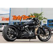 Softail Slim Thunderbike Customs Customize Harley Google Search