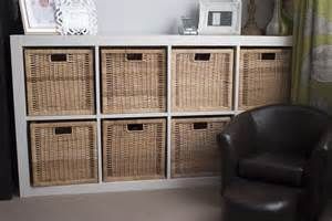 Ikea Storage Unit With Baskets Living Room Storage Living Room Ideas Pinterest