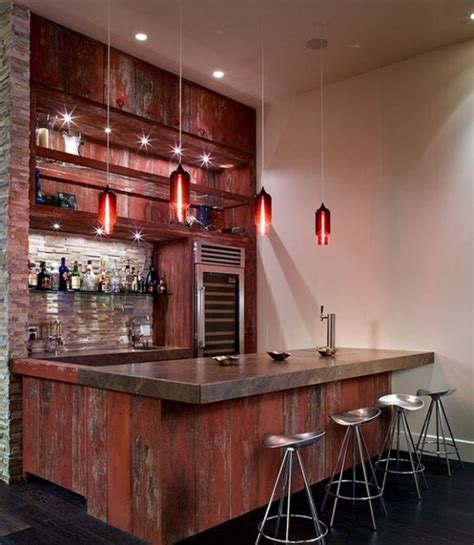 Cool Bar Ideas 40 cool home bar designs decorating ideas