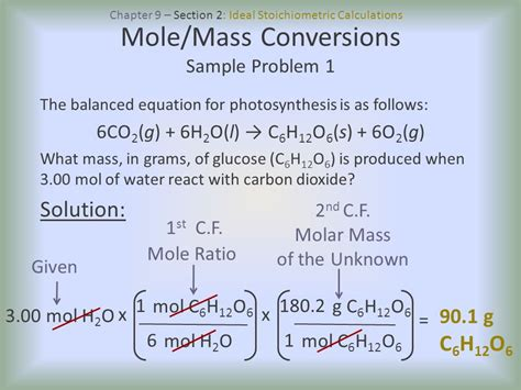 chapter 9 section 2 stoichiometry chapter 9 section 2 stoichiometry 28 images review
