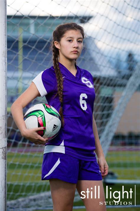 college girls soccer