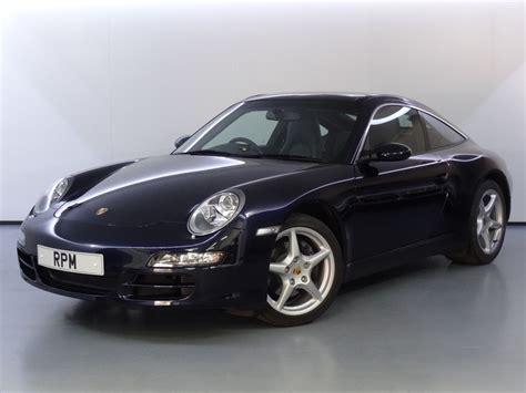 Porsche Targa For Sale by Rpm Specialist Cars Porsche 997 C4 Targa Manual For Sale