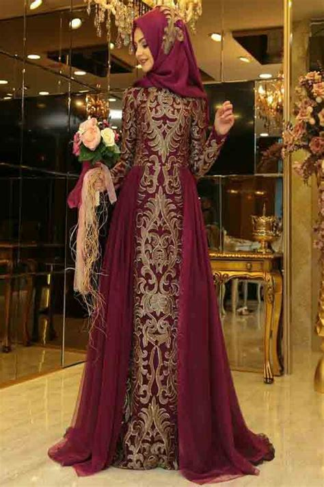 Gamis Habiba styles for eid 2018 new styles fashioneven