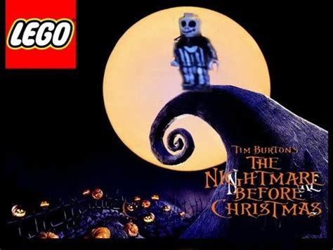 the before lego the nightmare before