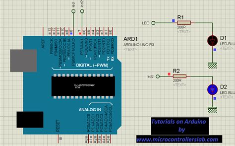 what resistor to use with led arduino led blinking with arduino uno r3