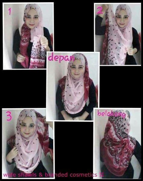 hijab turban tutorial didowardah 1000 images about fashion hijab turban tutorial on
