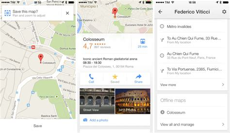 new google maps 2016 google maps v4 25 download available for ios new
