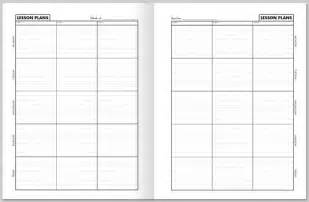 free lesson plan book template blank weekly lesson plan template new calendar template site