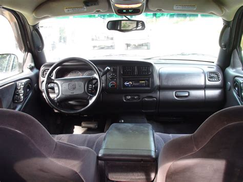 2000 Dodge Dakota Interior by 2000 Dodge Dakota Pictures Cargurus