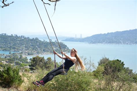 tree swing san francisco san francisco sausalito und der hippie tree if you re