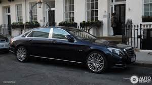 Mercedes Maybach For Sale Mercedes Maybach S600 27 January 2016 Autogespot