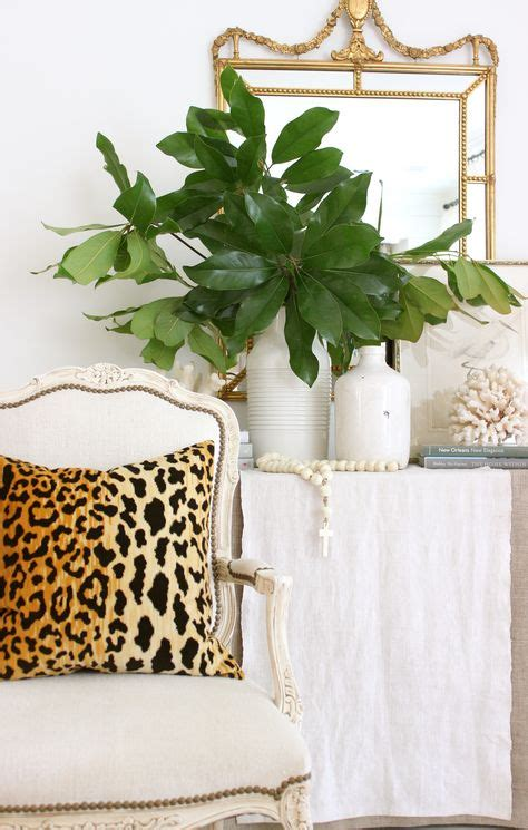 Decorating Ideas Using Palm Fronds Easy Decorating With Palm Fronds Branches And Greenery