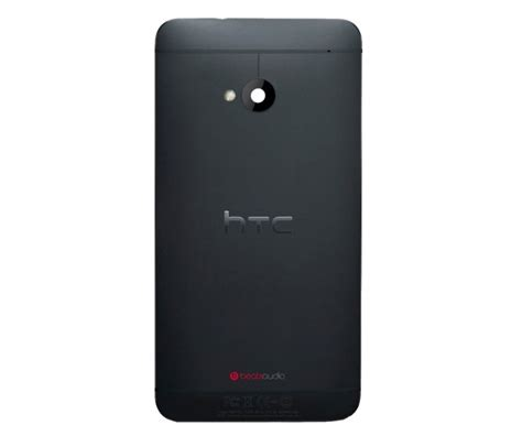 htc one m7 htc one m7 back cover replacement black