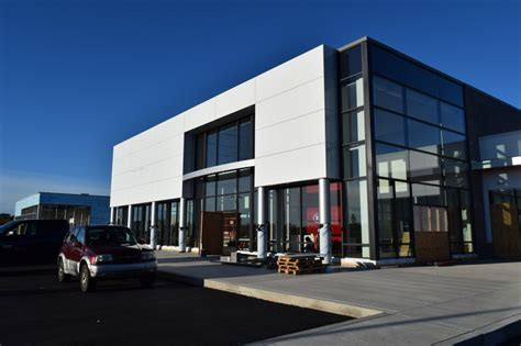 Kia Dealership New Kia Dealership Hazleton Hollenbach Construction Inc