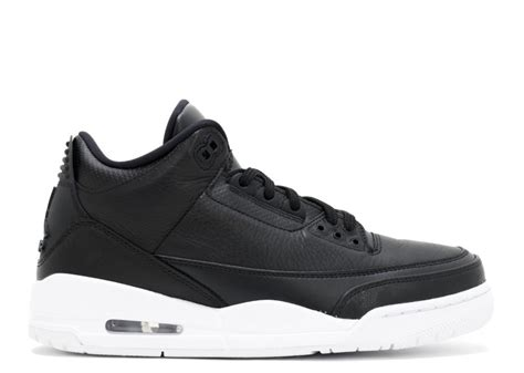Sneakers Air Cyber Monday air 3 retro quot cyber monday quot black black white sbd