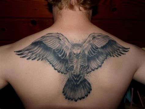 tattoo on upper back 35 groovy upper back tattoos creativefan