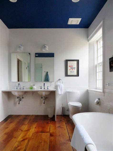 Paint For Bathroom Ceilings 17 Best Ideas About Painted Ceilings On Paint