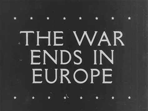 End Your Diet War The Four Day Win by Today S Document Ve Day May 8 1945 The War Ends In