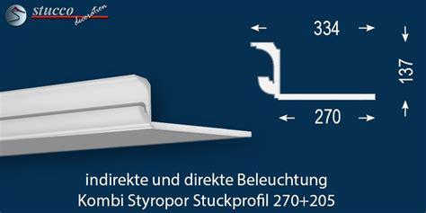Led Lichtleiste Deckenbeleuchtung by Augsburg 304 205 Einbaustrahler Set Mit Stuck Und Leds