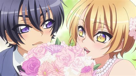 love stage is an anime full of comedy romance and