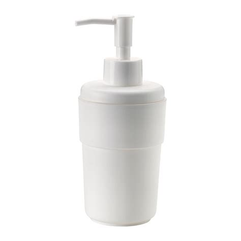 Bathroom Accessories Ikea Enudden Soap Dispenser White Ikea